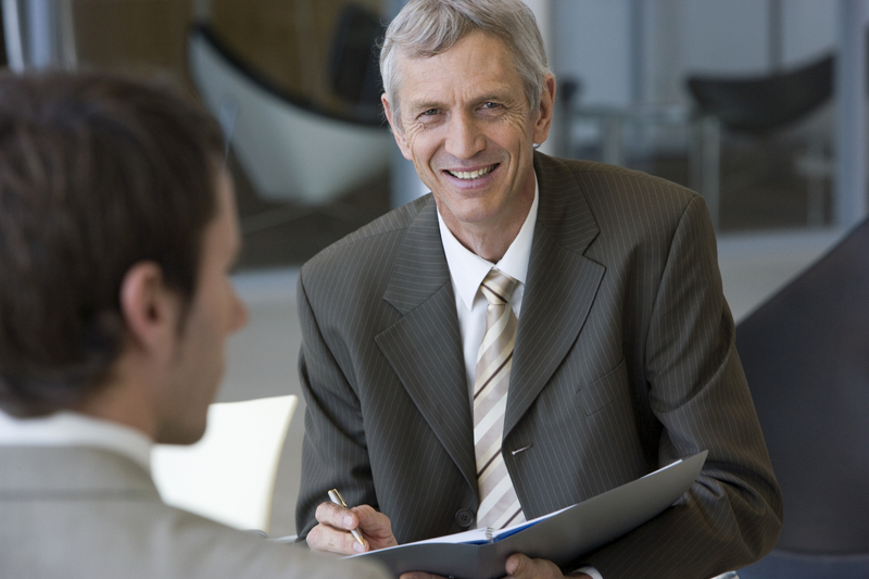Engineering Consultant with Client
